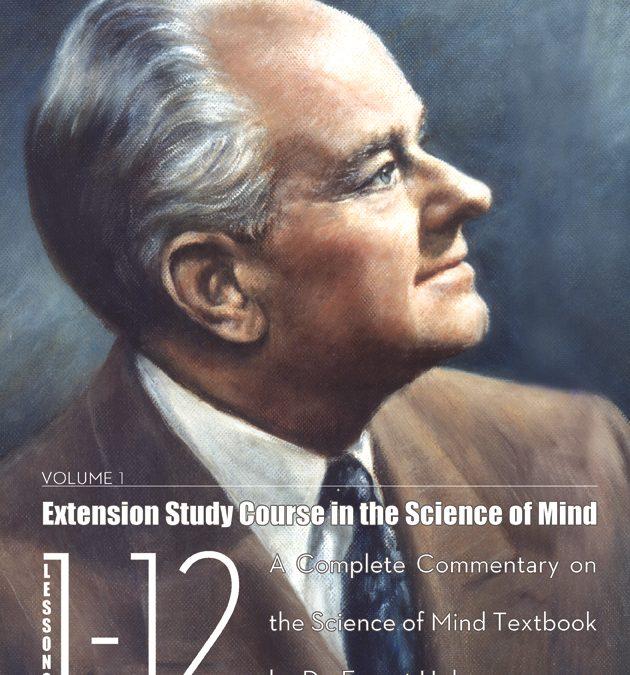 Extension Study Course Volume 1, print version