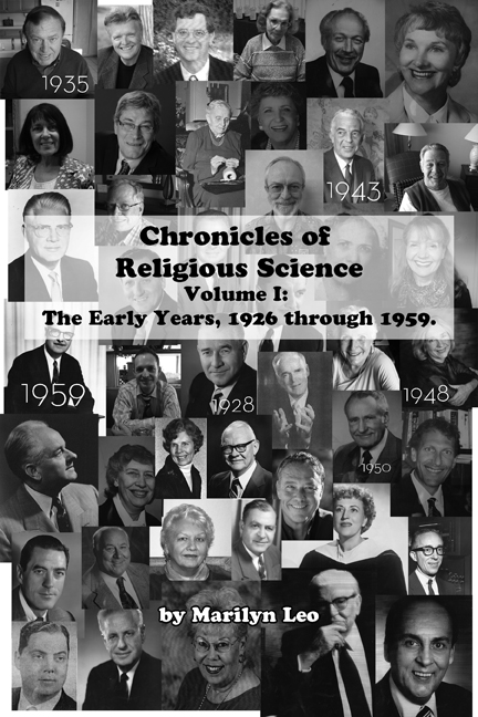 Chronicles of Religious Science Volume 1 by Marilyn Leo (paperback)