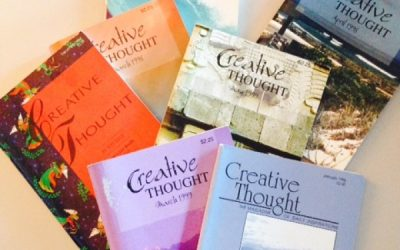 SOM Archives Re-Birthing of Creative Thought Magazine!
