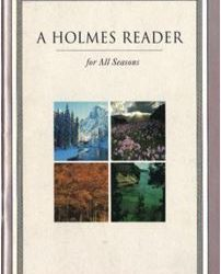 A Holmes Reader on All Seasons April 2016